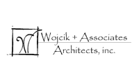 Wojcik & Associates Architects, Inc. Logo