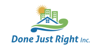 Done Just Right Inc. Logo